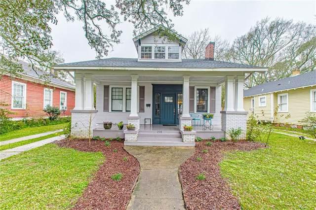 208 Tuttle Avenue, Mobile, AL 36604 (MLS #636522) :: Berkshire Hathaway HomeServices - Cooper & Co. Inc., REALTORS®