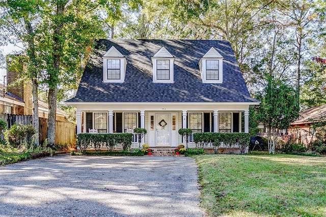 964 Schaub Avenue, Mobile, AL 36609 (MLS #636524) :: Berkshire Hathaway HomeServices - Cooper & Co. Inc., REALTORS®