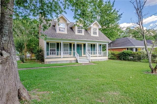 1001 Wesley Avenue, Mobile, AL 36609 (MLS #636533) :: Berkshire Hathaway HomeServices - Cooper & Co. Inc., REALTORS®