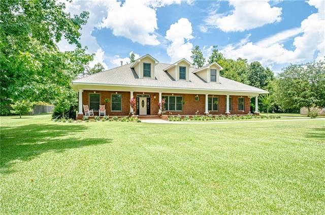 9230 Shiloh Court, Mobile, AL 36695 (MLS #636560) :: Berkshire Hathaway HomeServices - Cooper & Co. Inc., REALTORS®
