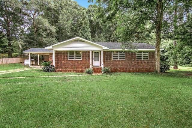 14485 Tanner Williams Road, Wilmer, AL 36587 (MLS #636563) :: Berkshire Hathaway HomeServices - Cooper & Co. Inc., REALTORS®
