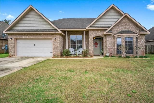 9825 Torrington Drive S, Semmes, AL 36575 (MLS #636565) :: Berkshire Hathaway HomeServices - Cooper & Co. Inc., REALTORS®