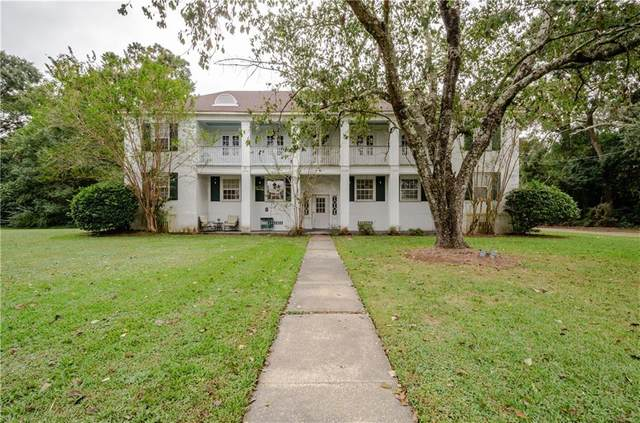 214 Upham Street 6C, Mobile, AL 36607 (MLS #636567) :: Berkshire Hathaway HomeServices - Cooper & Co. Inc., REALTORS®