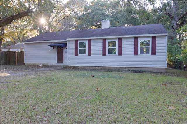 105 Village Circle W, Mobile, AL 36608 (MLS #636596) :: Berkshire Hathaway HomeServices - Cooper & Co. Inc., REALTORS®