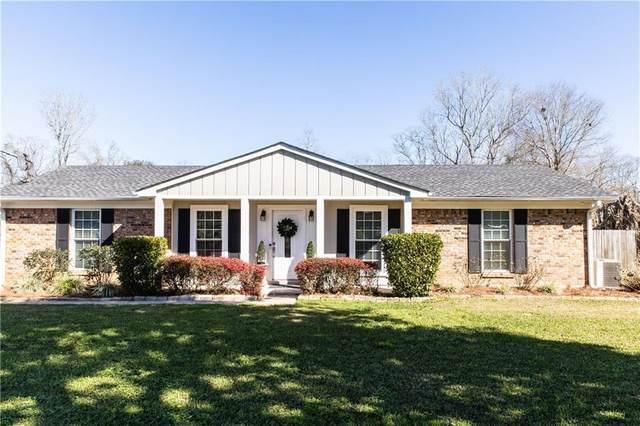 4965 Dawes Lane Extension, Theodore, AL 36582 (MLS #636607) :: Berkshire Hathaway HomeServices - Cooper & Co. Inc., REALTORS®