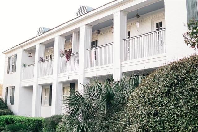 214 Upham Street 18C, Mobile, AL 36607 (MLS #636629) :: Berkshire Hathaway HomeServices - Cooper & Co. Inc., REALTORS®