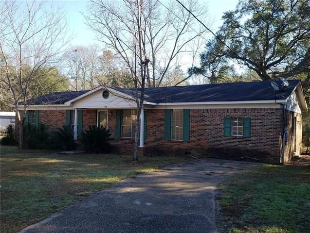 866 Bryant Street, Mobile, AL 36608 (MLS #636631) :: Berkshire Hathaway HomeServices - Cooper & Co. Inc., REALTORS®