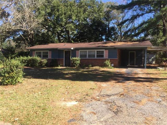 3051 Pickell Drive, Mobile, AL 36605 (MLS #636633) :: Berkshire Hathaway HomeServices - Cooper & Co. Inc., REALTORS®