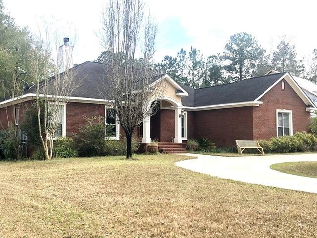 3760 Patricia Drive, Mobile, AL 36619 (MLS #636679) :: JWRE Powered by JPAR Coast & County