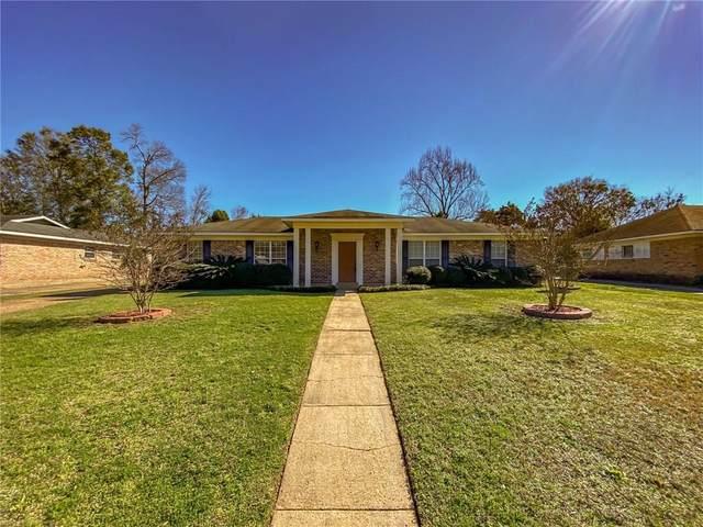 725 Oak Field Drive #1, Mobile, AL 36609 (MLS #636724) :: Berkshire Hathaway HomeServices - Cooper & Co. Inc., REALTORS®