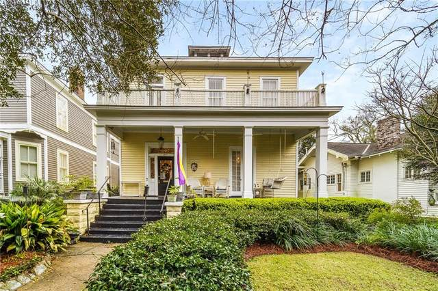 257 Georgia Avenue S, Mobile, AL 36604 (MLS #636729) :: Berkshire Hathaway HomeServices - Cooper & Co. Inc., REALTORS®