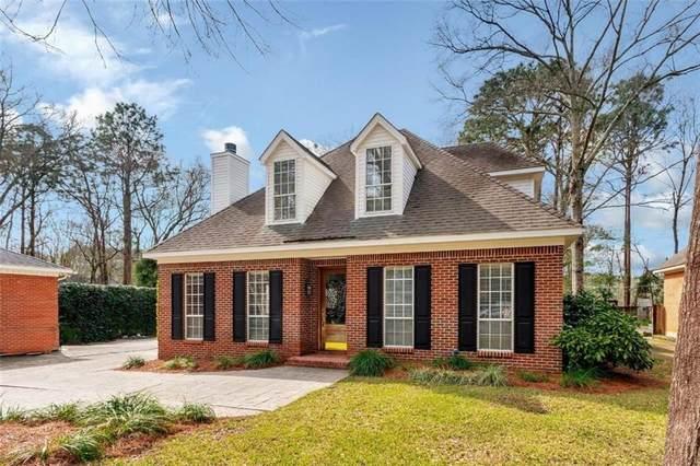 868 West Briar Court, Mobile, AL 36609 (MLS #636733) :: Berkshire Hathaway HomeServices - Cooper & Co. Inc., REALTORS®