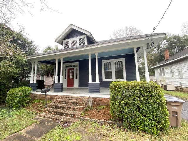 18 Kenneth Street, Mobile, AL 36607 (MLS #636734) :: Berkshire Hathaway HomeServices - Cooper & Co. Inc., REALTORS®