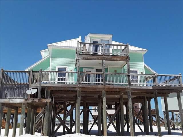 102 Strand Court, Dauphin Island, AL 36528 (MLS #636748) :: JWRE Powered by JPAR Coast & County