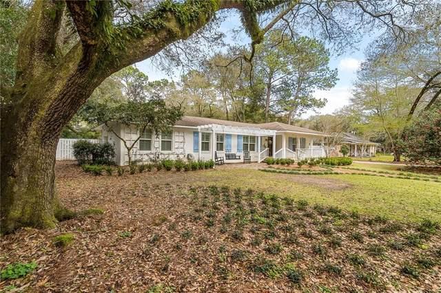 14143 Oak Street, Magnolia Springs, AL 36555 (MLS #636752) :: JWRE Powered by JPAR Coast & County