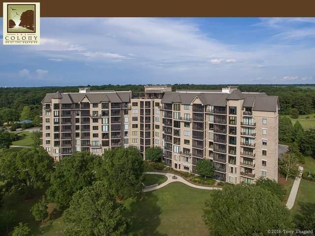 18269 Colony Drive W #403, Fairhope, AL 36532 (MLS #636758) :: JWRE Powered by JPAR Coast & County