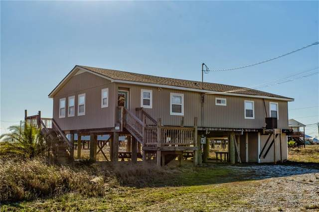 107 Portier Court, Dauphin Island, AL 36528 (MLS #636760) :: JWRE Powered by JPAR Coast & County