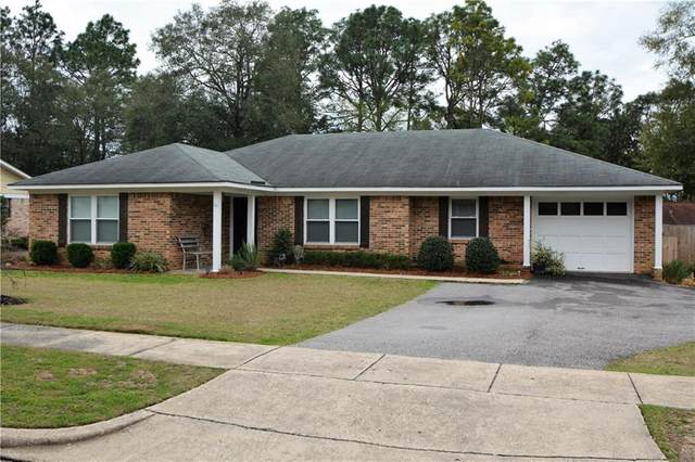 6617 Horsemans Circle, Mobile, AL 36695 (MLS #636764) :: Berkshire Hathaway HomeServices - Cooper & Co. Inc., REALTORS®