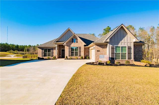 12475 Lone Eagle Drive, Spanish Fort, AL 36527 (MLS #636798) :: Berkshire Hathaway HomeServices - Cooper & Co. Inc., REALTORS®