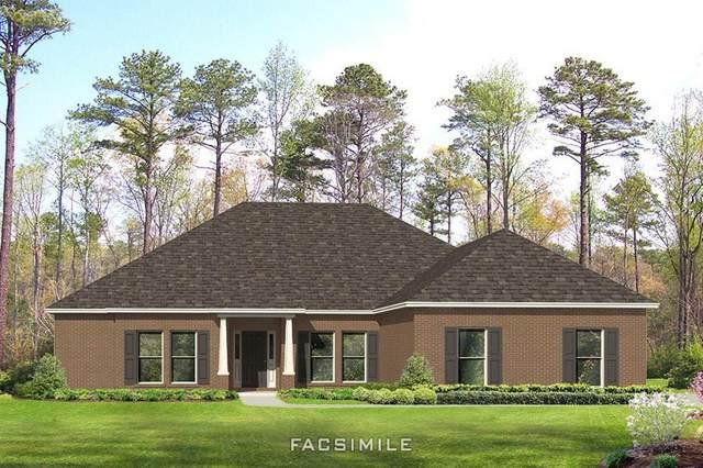 9016 Poulos Avenue, Mobile, AL 36695 (MLS #636879) :: Berkshire Hathaway HomeServices - Cooper & Co. Inc., REALTORS®
