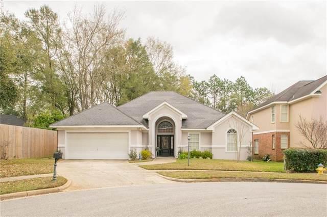 5900 Sutton Trace Court, Mobile, AL 36609 (MLS #636889) :: Berkshire Hathaway HomeServices - Cooper & Co. Inc., REALTORS®