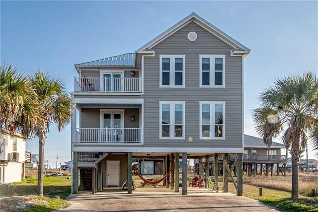 2107 Cadillac Avenue, Dauphin Island, AL 36528 (MLS #637076) :: Mobile Bay Realty