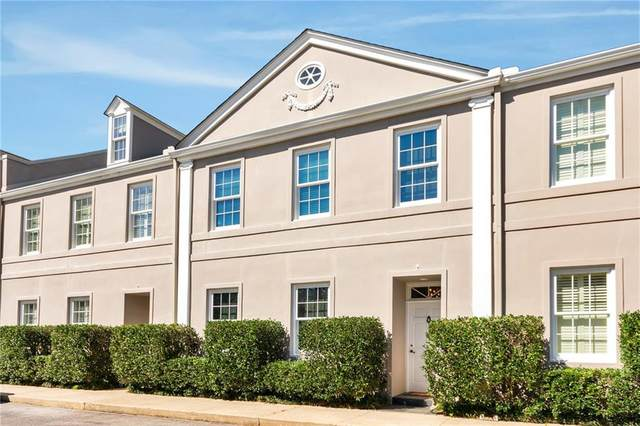 115 Place Levert #115, Mobile, AL 36608 (MLS #637088) :: Mobile Bay Realty
