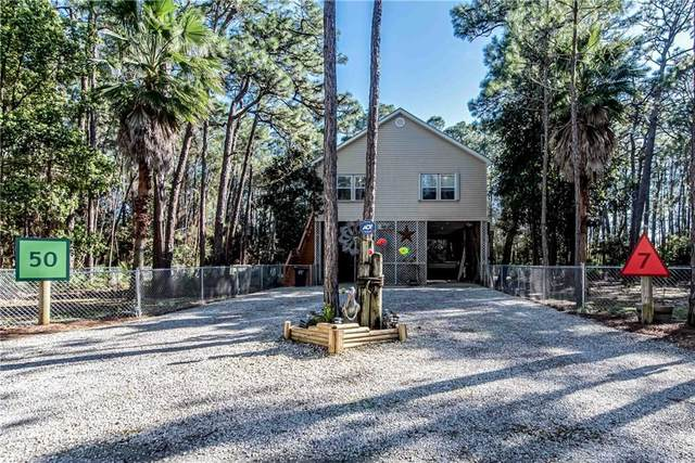 507 Fort Tombecbe Place, Dauphin Island, AL 36528 (MLS #637275) :: JWRE Powered by JPAR Coast & County