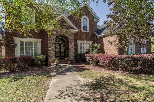 7568 Stone Creek Court, Mobile, AL 36695 (MLS #637340) :: JWRE Powered by JPAR Coast & County