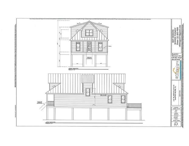 1803 Bienville Boulevard, Dauphin Island, AL 36528 (MLS #637351) :: JWRE Powered by JPAR Coast & County