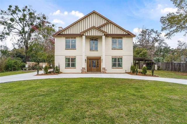 310 Bromley Place, Mobile, AL 36606 (MLS #637562) :: JWRE Powered by JPAR Coast & County