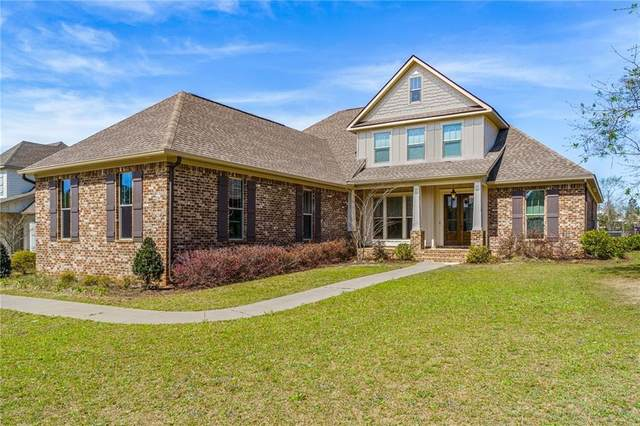 12451 Gracie Lane, Spanish Fort, AL 36527 (MLS #637606) :: JWRE Powered by JPAR Coast & County