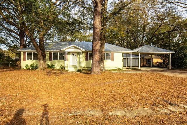 3150 Brackett Drive, Mobile, AL 36618 (MLS #637627) :: Mobile Bay Realty