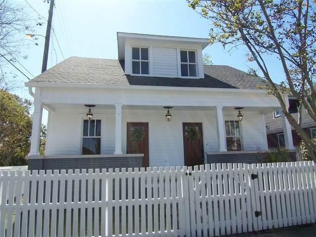 501 Eslava Street, Mobile, AL 36602 (MLS #637852) :: JWRE Powered by JPAR Coast & County