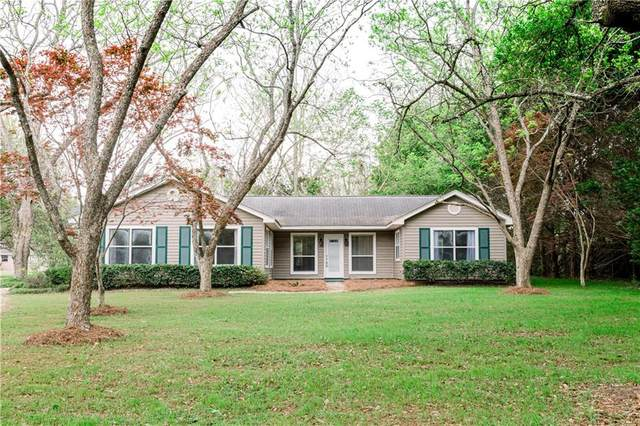 21382 Shady Grove Lane, Fairhope, AL 36532 (MLS #637945) :: JWRE Powered by JPAR Coast & County