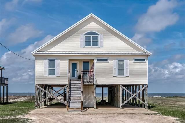 2636 Bridgeview Drive, Dauphin Island, AL 36528 (MLS #638010) :: JWRE Powered by JPAR Coast & County