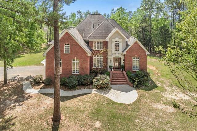 3015 Dog River Road, Theodore, AL 36582 (MLS #638030) :: Mobile Bay Realty