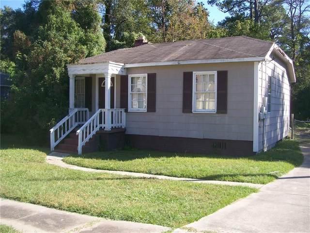 205 Morgan Avenue, Mobile, AL 36606 (MLS #638176) :: Berkshire Hathaway HomeServices - Cooper & Co. Inc., REALTORS®