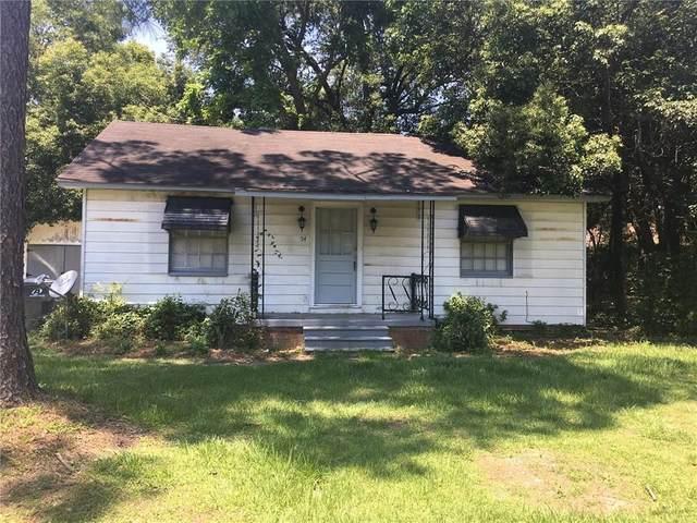 54 Thompson Boulevard, Chickasaw, AL 36611 (MLS #638178) :: Berkshire Hathaway HomeServices - Cooper & Co. Inc., REALTORS®