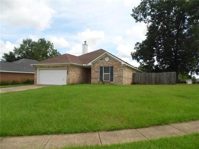 11900 Liberty Drive S, Mobile, AL 36608 (MLS #638182) :: Berkshire Hathaway HomeServices - Cooper & Co. Inc., REALTORS®