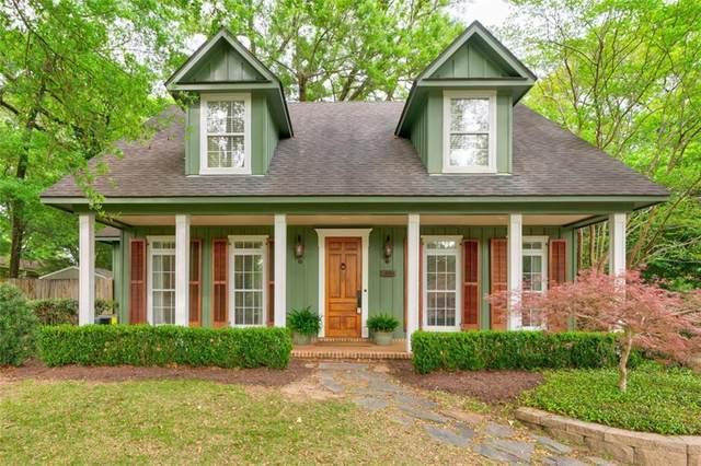 4614 Channing Court, Mobile, AL 36608 (MLS #638234) :: Berkshire Hathaway HomeServices - Cooper & Co. Inc., REALTORS®