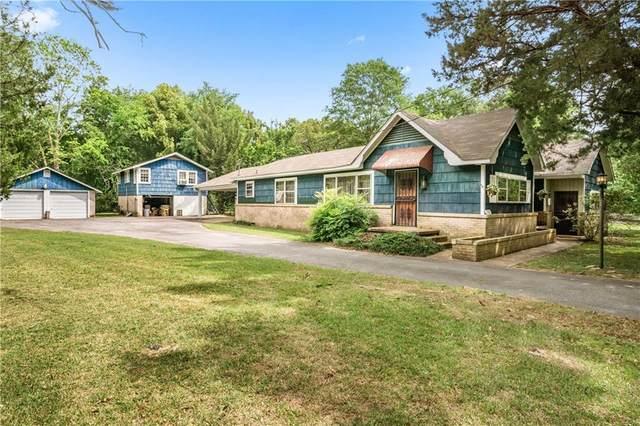 3163 Ward Road, Mobile, AL 36605 (MLS #638283) :: Berkshire Hathaway HomeServices - Cooper & Co. Inc., REALTORS®
