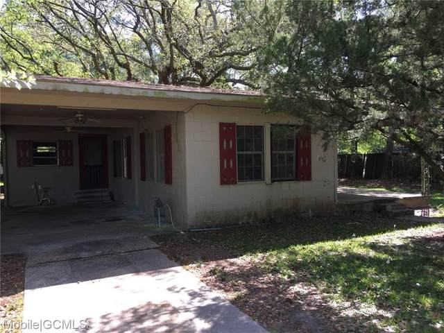 8351 Rabby Street E, Bayou La Batre, AL 36509 (MLS #638300) :: Mobile Bay Realty