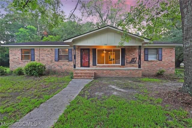 232 Lillian Avenue, Saraland, AL 36571 (MLS #638340) :: Mobile Bay Realty