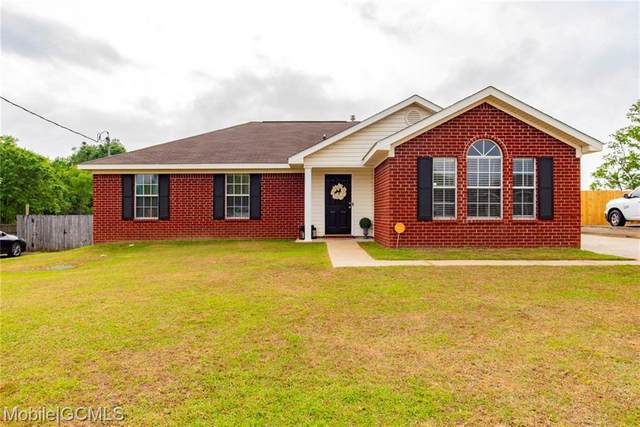 4960 Myrick Court, Mobile, AL 36695 (MLS #638357) :: JWRE Powered by JPAR Coast & County