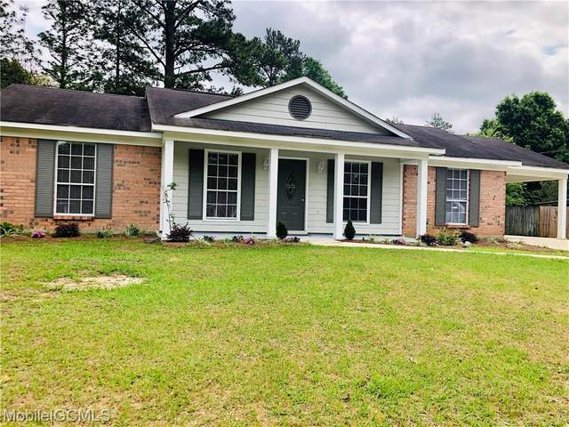 6700 William Way E, Eight Mile, AL 36613 (MLS #638361) :: JWRE Powered by JPAR Coast & County