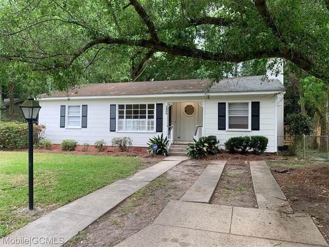 2909 Sherwood Drive S, Mobile, AL 36606 (MLS #638376) :: JWRE Powered by JPAR Coast & County
