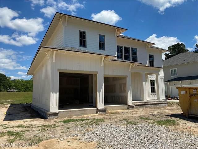 452 Colony Drive, Fairhope, AL 36532 (MLS #638476) :: JWRE Powered by JPAR Coast & County