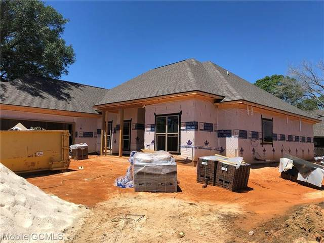 323 Saffron Avenue, Fairhope, AL 36532 (MLS #638857) :: Mobile Bay Realty