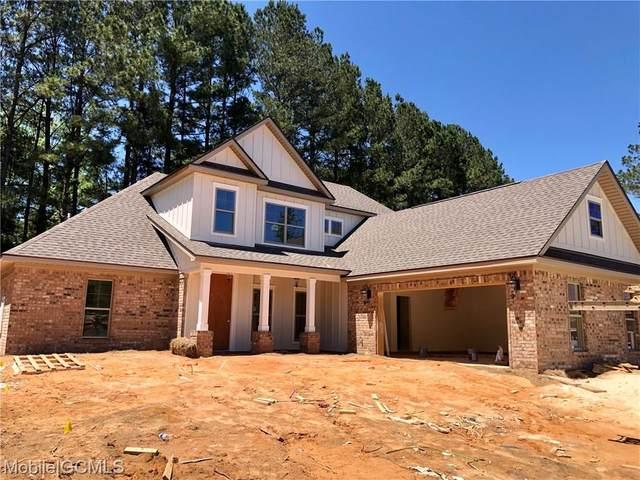 261 Fennec Street, Fairhope, AL 36532 (MLS #638863) :: Berkshire Hathaway HomeServices - Cooper & Co. Inc., REALTORS®